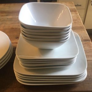 China Plates & Bowls