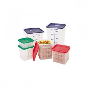 Food Storage Containers & Covers