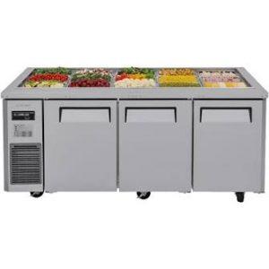 Commercial Pizza Prep Refrigerators