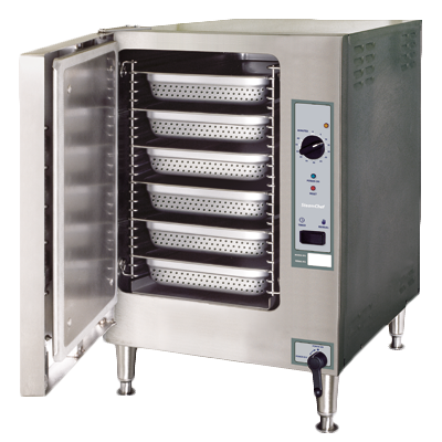 Commercial Steam Cooking Equipment